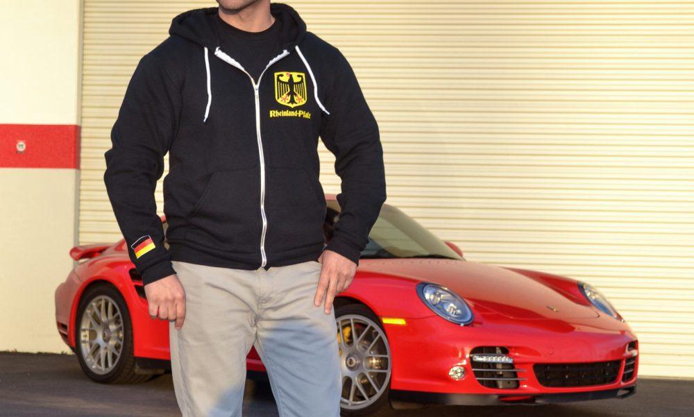 Nurburgring Hoodie Black