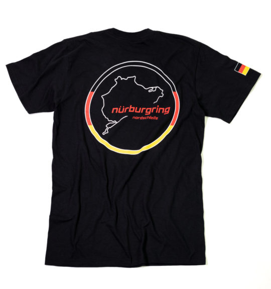 Nurburgring T-shirt back