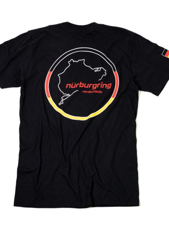 Nurburgring T-shirt back
