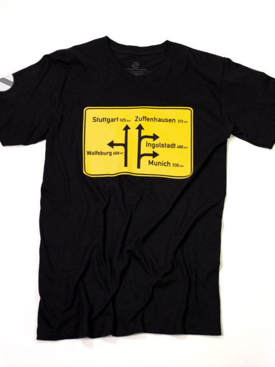 Deutsche Bahn T-shirt