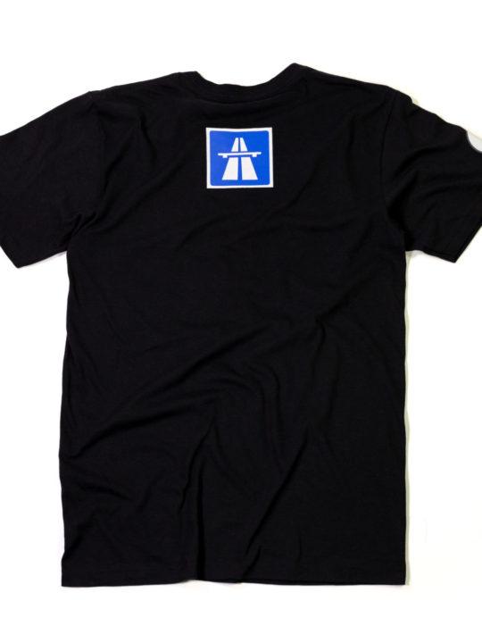 Deutsche Bahn T-shirt back