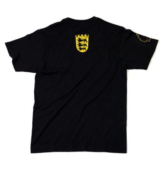 Ferry Porsche T-shirt back