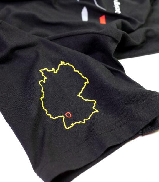 Ferry Porsche T-shirt sleeve