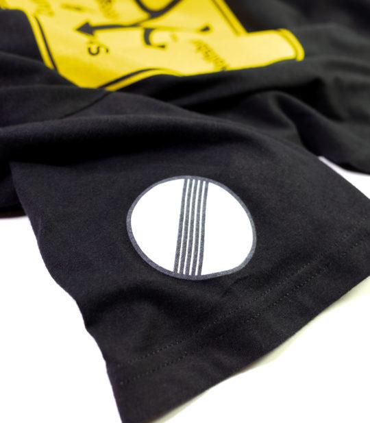 Deutsche Bahn T-shirt sleeve