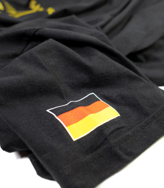 Nurburgring T-shirt sleeve